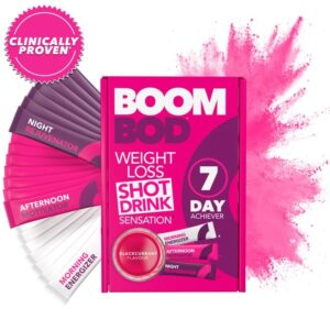 boombod 7 days blackcurrant