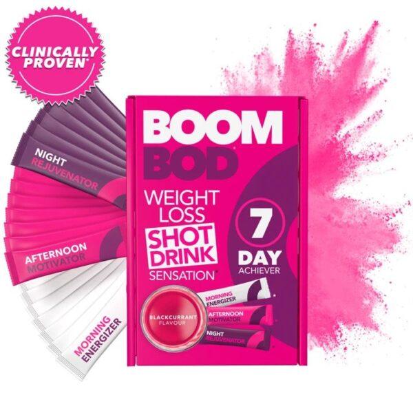 boombod 7 days blackcurrant