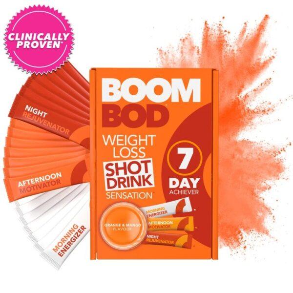 boombod 7 days orange mango